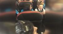 MALTEPE BELEDİYESİ - Uçakta Hosteslerle Halay Çektiler