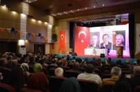 İL DANIŞMA MECLİSİ - AK Parti Kırıkkale'de İl Danışma Meclisi Toplantısı Düzenledi