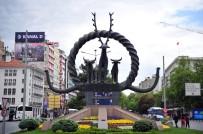 Ankara'daki Hitit Güneş Kursu Anıtı'nın Çorum'a Getirilmesi İçin Çalışma Başlatıldı