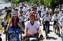 ÇEKİLİŞ - Antalya'da 'Köyüm Bisiklete Biniyor' Etkinliği