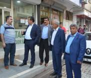 CEYLANPINAR - Başkan Atilla'dan Esnaf Ziyareti