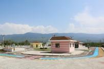 TRAFİK EĞİTİMİ - Bolu Belediyesi'nden Çocuklar İçin Trafik Eğitim Parkı