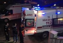 Bozkurt'ta Trafik Kazası Açıklaması 3 Yaralı