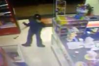 SİVİL POLİS - Çekiçli Soygun Polise Takıldı