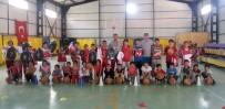 DABO, Çukurca'da 185 Çocuğu Basketbol İle Tanıştırdı