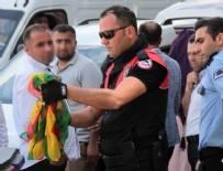 FUZULİ - Adana'da düğün konvoyunda PKK gözaltısı