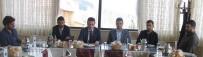 SEÇİLME HAKKI - EGP'nin Yeni Yönetiminden Basına Tanışma Kahvaltısı