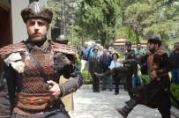 SÜLEYMAN ELBAN - Ertuğrul Gazi Türbesi'nde Saygı Nöbetleri Başladı