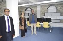 KONSEPT - Erzurum'daki 'DAP Semt Kütüphaneleri' Açılışa Hazırlanıyor