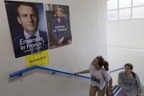 ANKET SONUÇLARI - Fransa, Cumhurbaşkanını Seçmek Üzere Sandığa Gidiyor