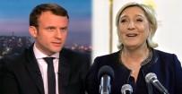 ANKET SONUÇLARI - Fransa ve AB'nin kaderini belirleyecek sandıklar açıldı