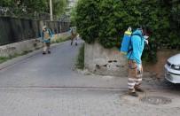 KıŞLAK - Haliliye'de Haşere Ve Sinekle Mücadele Hız Kesmiyor