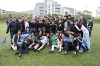 Hankendi Belediyespor Bölgesel Amatör Lig'de
