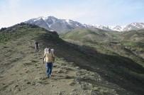 KIŞ MEVSİMİ - 'Işgın'In Dağlardan Tezgaha Zorlu Yolculuğu