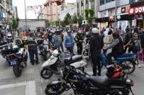 ELEKTRİKLİ BİSİKLET - İsmetpaşa'ya Bisiklet Ve Motosikletle Girenlere Ceza Yağdı