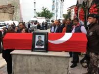 ŞARK GÖREVİ - Kalp Krizinden Ölen Özel Harekat Polisi Son Yolculuğuna Uğurlandı