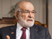 PSİKOLOJİK BASKI - Karamollaoğlu: Biz gelsek tüm yatırımları durdururuz