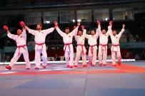 ESAT DELIHASAN - Milli Karatecilerden Tarihi Başarı