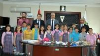 İRFAN TATLıOĞLU - Öğrencilerden Başkan Tatlıoğlu'na Ziyaret