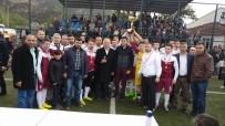 CENTİLMENLİK - Reşadiye Kelkit Futbol Turnuvası'nın Şampiyonu Belli Oldu