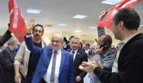 PSİKOLOJİK BASKI - Saadet Partisi Genel Başkanı Karamollaoğlu Açıklaması 'Refah İçin Üretim Şart'