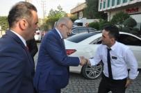 TEMEL KARAMOLLAOĞLU - SP Lideri Karamollaoğlu Açıklaması 'Siyasette Tıkanma Var'