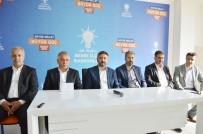 AHMET AYDIN - TBMM Başkan Vekili Aydın Partililerle Bir Araya Geldi