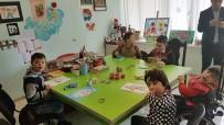 AKILLI TAHTA - TİKA'dan Batum'da Engelli Çocukların Eğitim Gördüğü Merkeze Destek