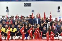 MAMAK BELEDIYESI - Türk Savaş Sanatı Sayokana İlgi Artıyor