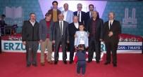 TÜRKIYE YAZARLAR BIRLIĞI - TYB Erzurum Şubesi'nden Kitap Fuarında Şiir Gecesi