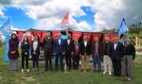 TÜRKÇÜLÜK - Uşak' Ta Türk Gelenekleri Yaşatıldı