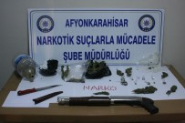 Afyonkarahisar'da 'Narko Sokak' Operasyonu Bilançosu