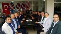 SERKAN YILDIRIM - AK Parti Heyeti, Bilecik Sinoplular Yardımlaşma Ve Dayanışma Derneğinin Hıdrellez Etkinliğine Katıldı