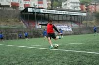 MUSTAFA SEVER - Amatör Futbolcu Attığı Golü Hakeme İptal Ettirdi