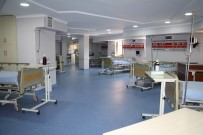HASTANE YÖNETİMİ - Anadolu Hastanesinde Yoğun Bakım Ünitesinde Yatak Sayısı Arttı