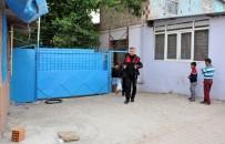 POLİS HELİKOPTERİ - Antalya'da Narko-Sokak Operasyonu Açıklaması 40 Eve Baskın