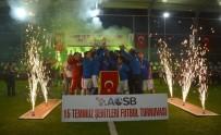 ALÜMİNYUM - AOSB Ligi'nde Şampiyon 3'Üncü Kez Sarmak Kompresör