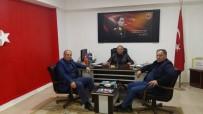 Asimder Ve BDM Kars Şehit Aaileleri Derneğini Ziyaret Etti