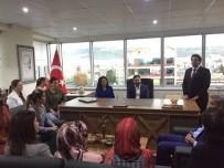 GENÇ GİRİŞİMCİLER - Aydın'dan Derneklere Ziyaret