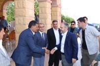 MEHMET KASIM GÜLPINAR - Bakan Kılıç'tan Özyavuz'a Tebrik Ziyareti