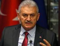 İSLAMIYET - Başbakan Yıldırım'dan İsrail'e: Bu nöbet bitmez