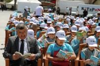 Başkan Akdoğan Kitap Okuma Etkinliğine Katıldı