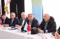 KARTAL BELEDİYESİ - Başkan Altınok Öz, Kırım Teşkilatları Platformu'nun Toplantısına Katıldı