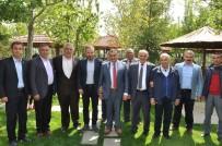 ÇANAKKALE ŞEHITLERI - Başkan Doğan Kardeş Belediye Develi'yi Ziyaret Etti