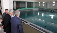 JİMNASTİK SALONU - Başkan Karaosmanoğlu, 'Derince'den Olimpiyat Şampiyonları Çıkacak'
