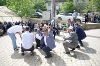 SARMAŞıK - Başkan Yağcı, 6 Köy Gezerek Hıdrellez Etkinliklerine Katıldı
