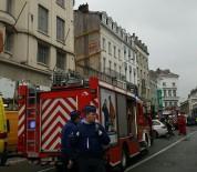 SUVERMEZ - Belçika'da Türk İşçi Göçük Altında Kalarak Hayatını Kaybetti
