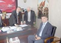 HALK BANKASı - Besni Milli Eğitim Müdürlüğü Banka Promosyon Anlaşması İmzalandı