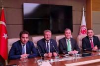 AHMET TAN - 'Bigadiç-Simav-Abide Yolu Demirci Ayrımı' İhalesi 30 Mayıs'ta