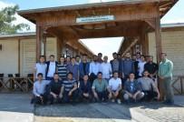 NEMRUT DAĞI - Bursa Birlik Vakfı Genç Birlik Komisyonundan Üniversiteye Ziyaret